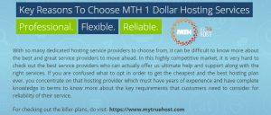 1 Dollar Hosting, Cheap Reseller Hosting, $1 Web Hosting